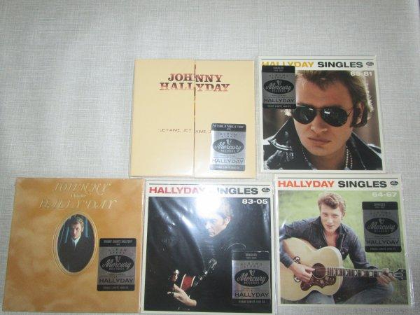 recu aujourdui les 5 dernier cd de la collection mercury