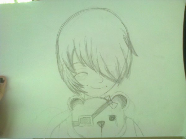 Some draw .-.