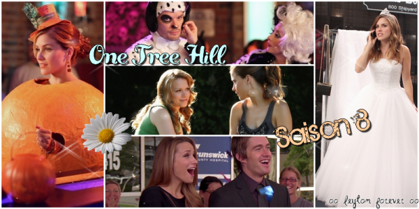 One Tree Hill Saison 8  Affiliée ♥ • Piix • Texte • Déco • Music