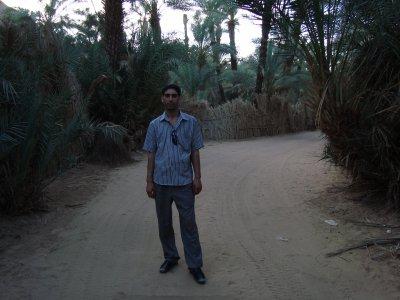 moi à Djanet