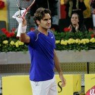 Demi finale contre Nadal