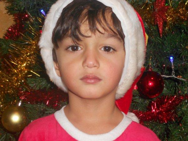 voila Ryan le fils de ma cousine Anne laure