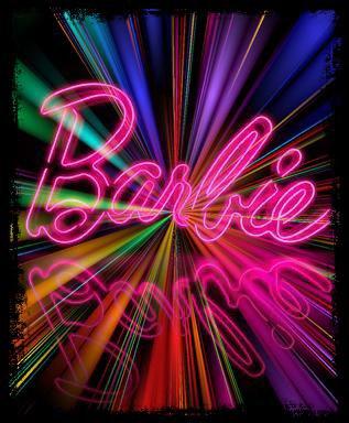 barbie pink (l) :p
