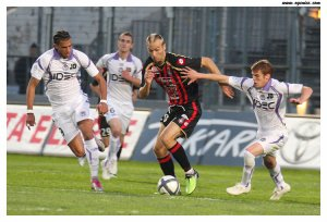 12ème journée - Nice 2-0 TFC