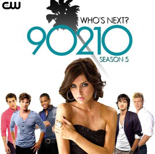 90210 Saison 5