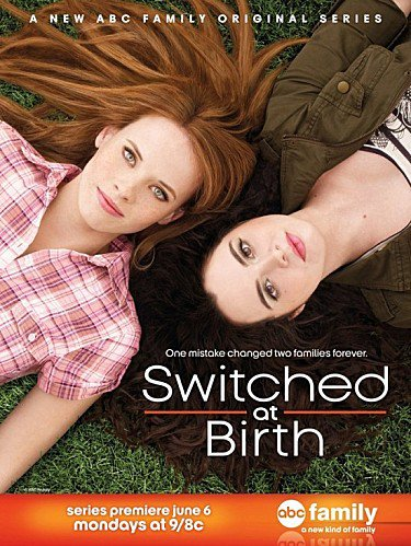 Switched at birth saison 1