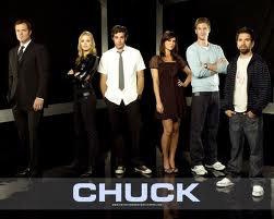 Chuck saison 1