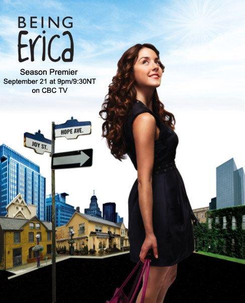 Les vies secrètes d'Erica saison 1