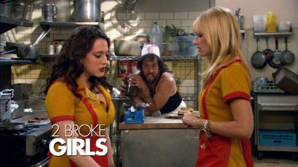 2 broke girls saison 1