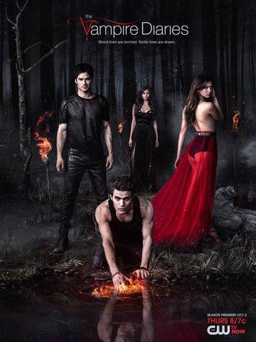 Vampire diaries saison 5 VOSTFR