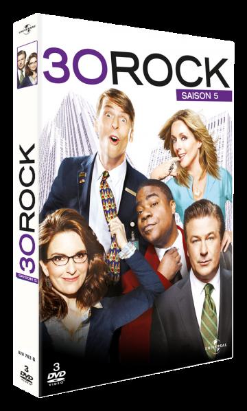 30 rock saison 5