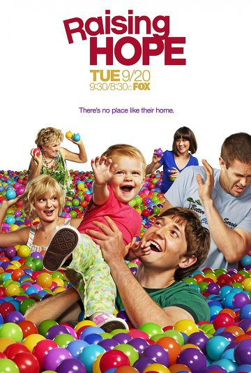 Raising hope saison 2
