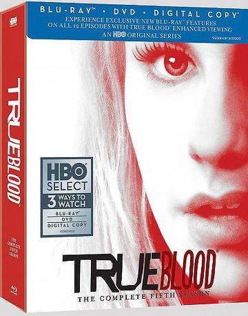 True blood saison 5