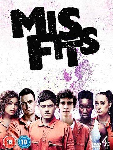 Misfits saison 5
