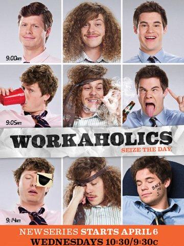 Workaholics saison 4 VOSTFR