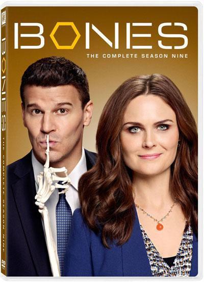 Bones saison 9