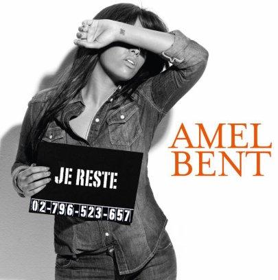 Amel Bent || Je Reste || Single dans les bacs Lundi 17 octobre || (2011)