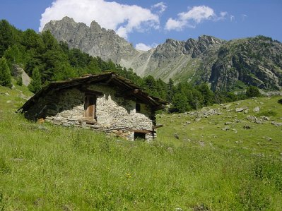 La maison du berger d 39 alfred de vigny la po sie fran aise for Alfred de vigny la maison du berger