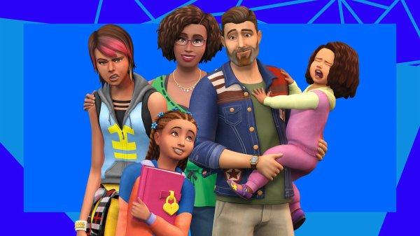 I Sims 4 sono genitori