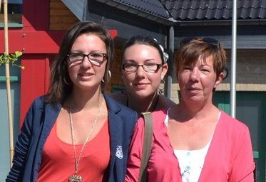 Moi , Ma soeur et Ma mere