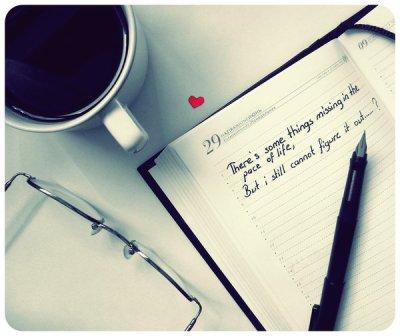 Ecrire c'est se permettre d'exister sans hurler.