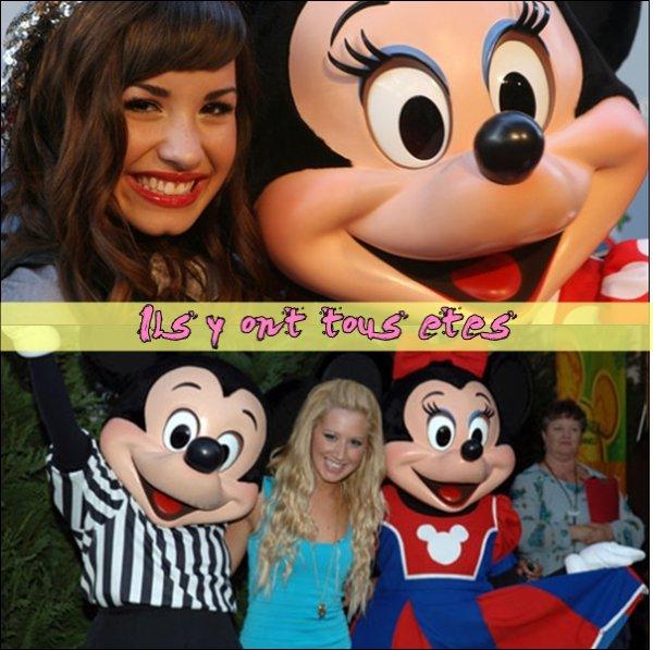 Tous à Disneyland....