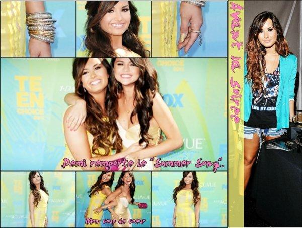 Teen Choice Awards !