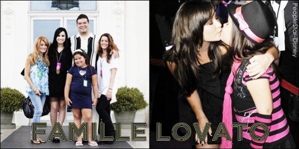 Les Familles des Teens Disney !