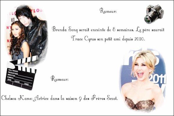 Rumeurs, Info....