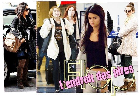 Teens Disney: L'aéroport.