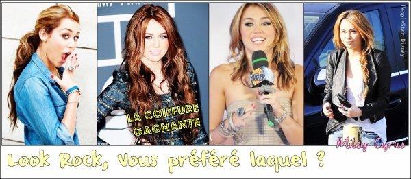 VS: Coiffure.