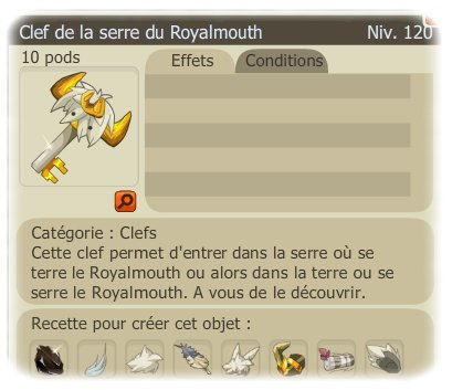 Tutoriel Royalmouth