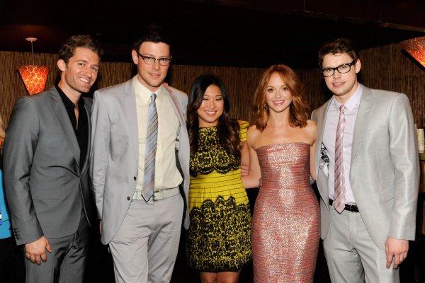 Glee Cast news