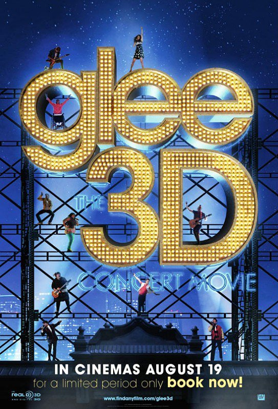Glee 3D Experience