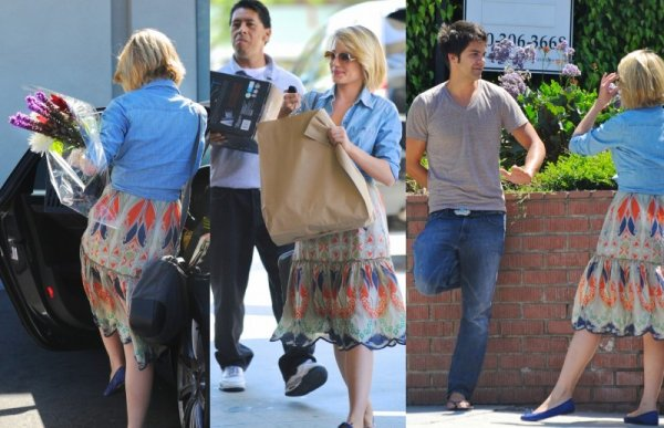 And shopping for Dianna!!!!