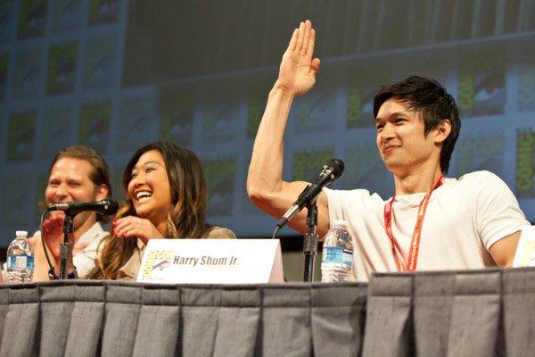 Comic Con conference