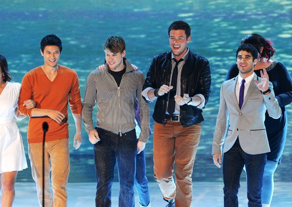 Teen choice award 2011