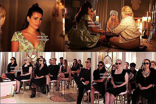 *  ● Stills de l'épisode 1x07 se nommant  « Beware of Young Girls » de  Scream Queens  *
