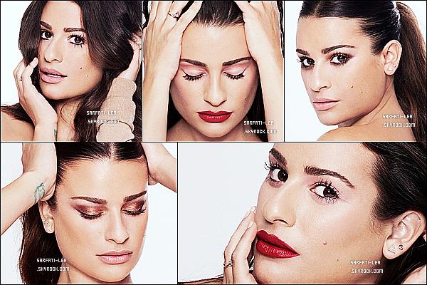 *  Voici un nouveau photoshoot de Lea M. pris par Justin Coit pour « Byrdie Beauty » !.  *
