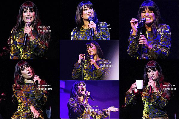 * 21/04/17 : Le soir, Lea M. donnait un concert dans la salle « Shoreditch Town Hall » qui se trouve à Londres. Lea M. a chanté des chansons de son premier album mais aussi quelques nouvelles chansons de son prochain album. Sa a l'air pas terrible. Un Flop.  *