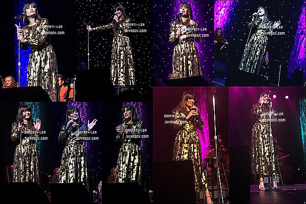 * 04/05/17 : Lea a peformé pour son troisième concert au « Fox Theater », situé à Ledyard dans le Connecticut. Lea continue sa tournée de concerts. Comme à son habitude elle a posé avec des fans après le concert lors d'un Meet & Greet. Je lui donne un Top.  *