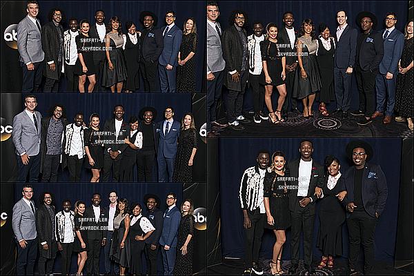 *  Voici un shoot des acteurs de The Mayor pris lors du « ABC Summer Press Tour » !  *