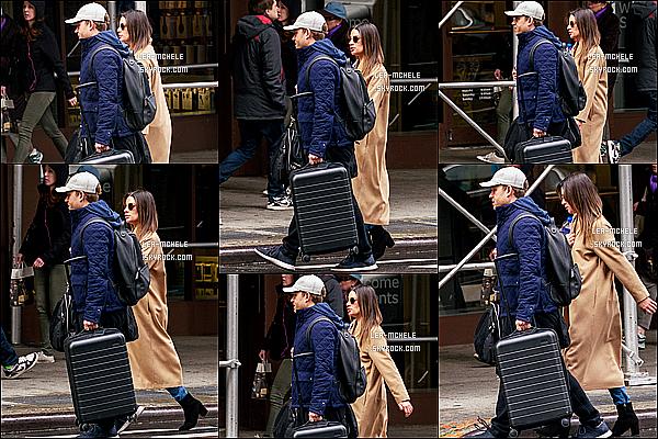 * 22/11/17 :    Lea M. a été repérée alors qu'elle se promenait avec son copain Zandy Reich dans les rues de New York . Lea est belle. C'est dommage qu'il n'y ait pas plus de photos et qu'on ne l'a voit pas mieux. Elle porte la même tenue qu'hier. C'est toujours Top pour moi.  *