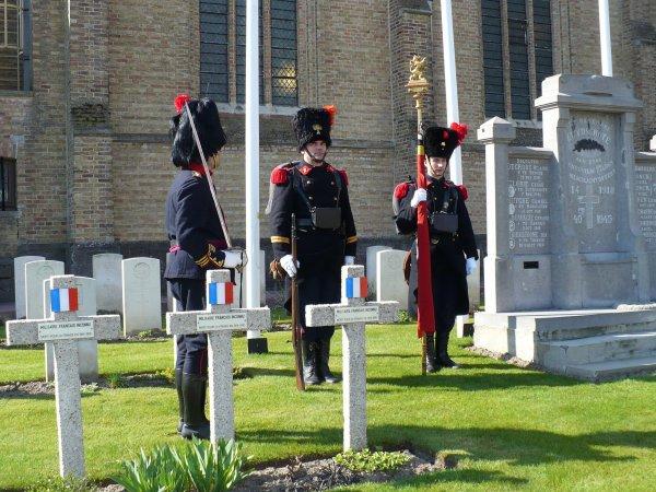 Commémoration Steenstraete