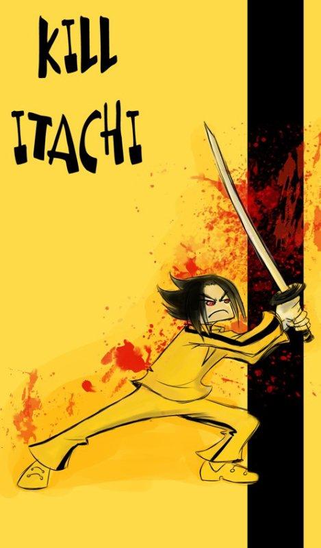 kille itachi