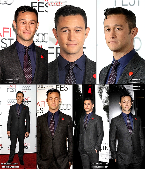 - 08NOVEMBRE2012 Joe assiste au 2012 AFI Fest première de 'Lincoln' à Hollywood, en Californie ! -
