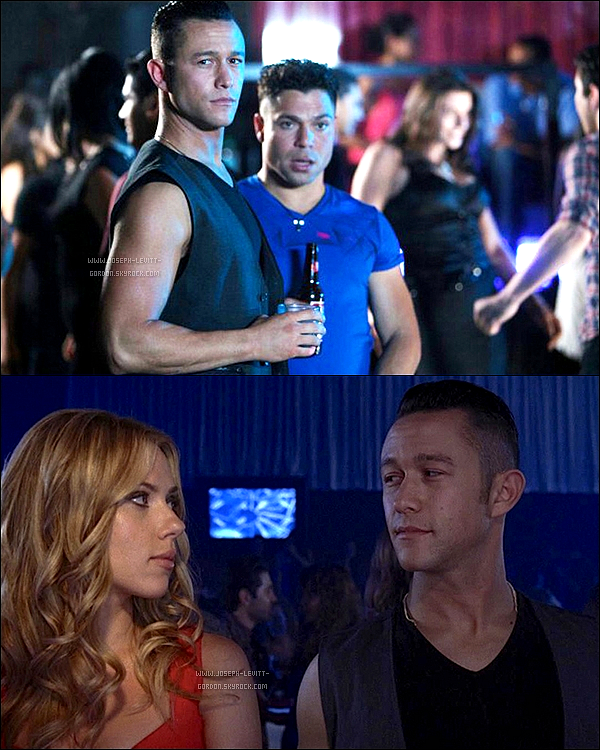 "- Deux Stills provenant du nouveau film de Joseph ""Don Jon's Addiction"" ! -"