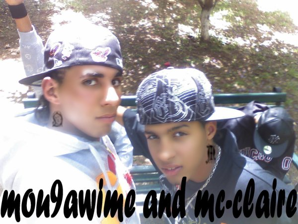 moi mou9awime and mc-claire