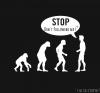 L'espèce humaine avance par comparaison. Elle ne progresse pas, elle change. Ben