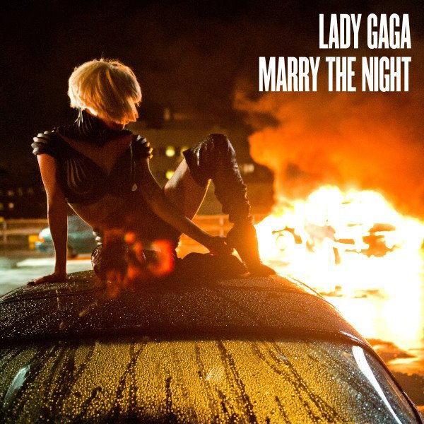 Born This Way / Marry The Night (2011)